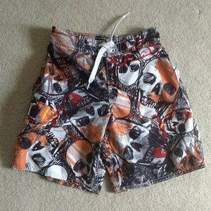 Boys Joe Boxer board shorts size 8